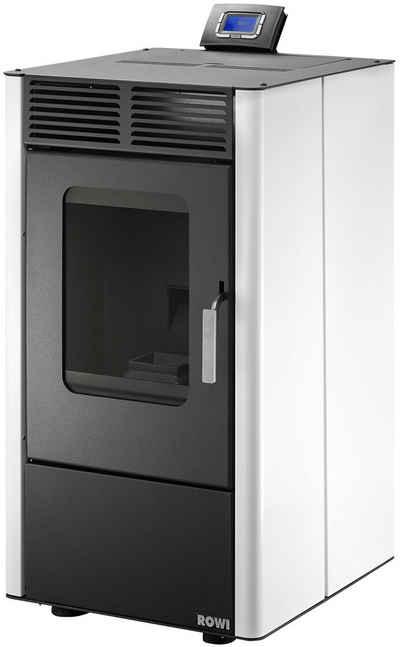 ROWI Pelletofen »HPO 6/1 MODESTO«, 6 kW, Zeitbrand, 55-90 W, 230 V