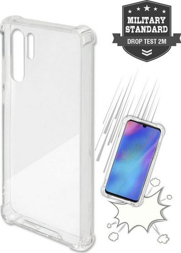 4smarts Smartphone-Hülle »Hard Cover IBIZA für Huawei P30 Pro« Huawei P30 Pro, Cover