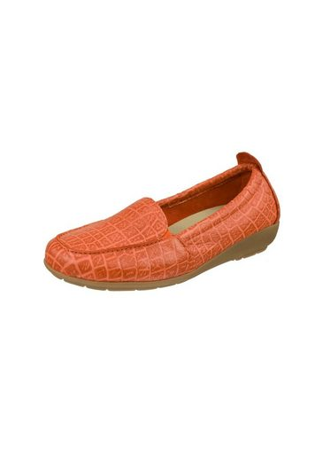 Natural Feet »Maribel« Mokassin mit stoßhemmender Sohle