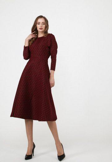 MaDam-T Skaterkleid »Kleid Asuana«