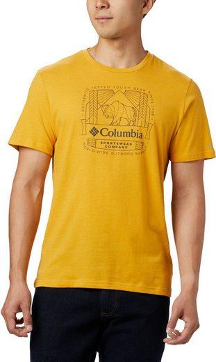 Columbia T-Shirt »Bluff Mesa Graphic T-Shirt Herren«
