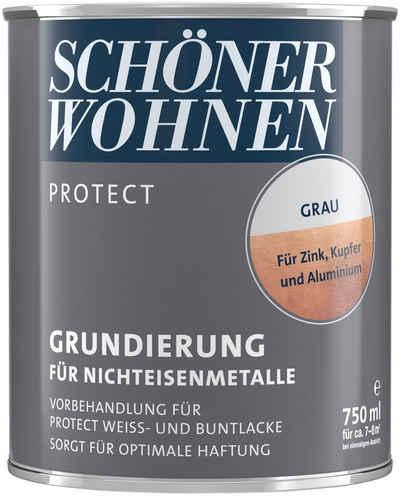 SCHÖNER WOHNEN-Kollektion Grundierfarbe »Protect«, für Nichteisenmetalle, grau