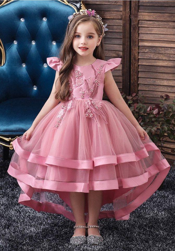 Topmelon Abendkleid Girls Schwalbenschwanz Kleid Prinzessin Kleid Kleid Kleid Schnuren Online Kaufen Otto