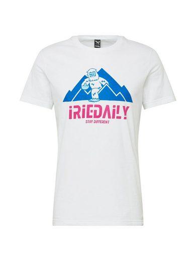 iriedaily T-Shirt »Stay Yeti«