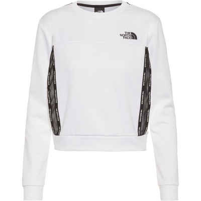 The North Face Sweatshirt »Train« Recyclingmaterial