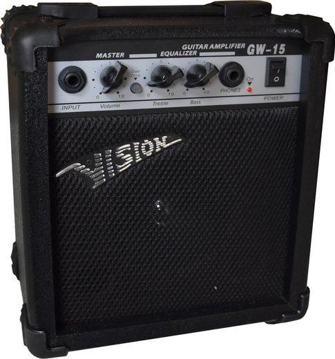 »MSA - GW 15« Verstärker (für Gitarren)