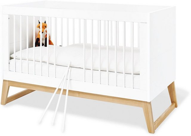 Babyzimmer - Pinolino® Babyzimmer Komplettset »Bridge«, (Set, 3 tlg), breit, groß Made in Europe  - Onlineshop OTTO