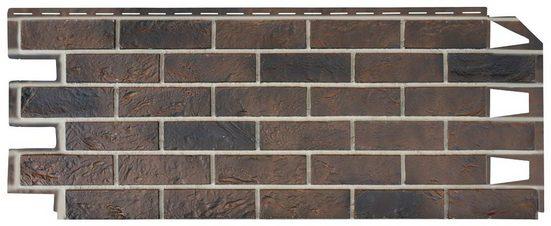 BAUKULIT Verblendsteine »Vox Solid Brick York«, 10 Stk., 4,2m²