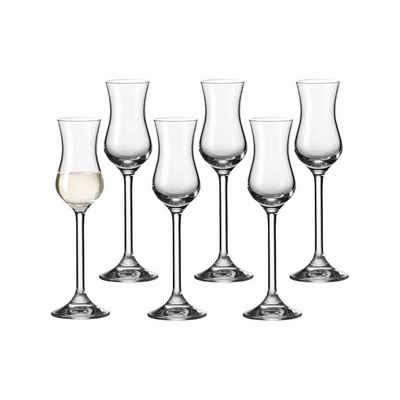 LEONARDO Schnapsglas »DAILY Grappaglas 30ml 6er Set«, Glas