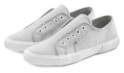 LASCANA Sneaker Slip In bequem zum Reinschlüpfen