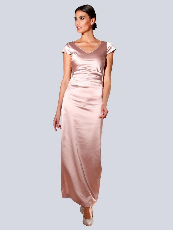 Festtagsmode - Alba Moda Abendkleid in eleganter Maxilänge ›  - Onlineshop OTTO