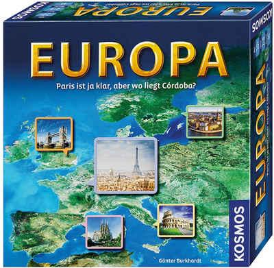 Kosmos Spiel, Familienspiel »Europa«, Made in Germany