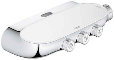 Grohe Brausethermostat »Rainshower System SmartControl Duo 360« für Wandmontage, Duschsystem mit Batterie