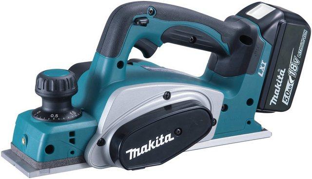 MAKITA Akku-Hobel »DKP180Y1J / DKP180RTJ «| 82 mm| 18 V| inkl. Akku | Baumarkt > Werkzeug > Hobel und Tacker | Makita