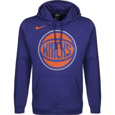 Nike Kapuzensweatshirt »New York Knicks Club Fleece Logo«