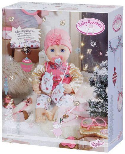Baby Annabell Adventskalender, Ab 3 Jahren online kaufen