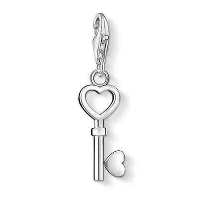 THOMAS SABO Charm-Einhänger »0888-001-12 Charm-Anhänger Damen Schlüssel Sterling-Silber«