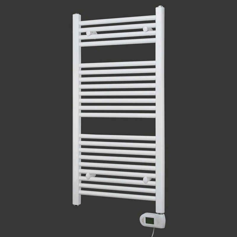 SixBros. Elektrischer Badheizkörper »R01E-600«, 600x1000 mm Gerade Weiß
