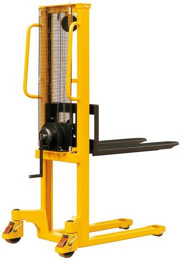 PROTAURUS Materialheber »523-1021«, mit Handwinde, Traglast 250 kg
