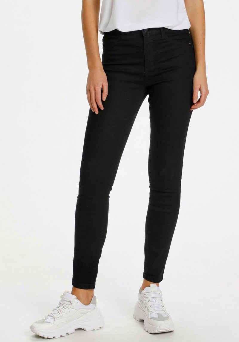Saint Tropez Slim-fit-Jeans »SZ-ULLA« Mit hoher Leibhöhe
