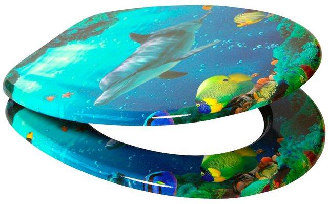 WCs und Zubehör - SANILO WC Sitz »Delphin«  - Onlineshop OTTO
