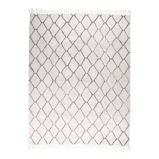 Teppich »Gomea Teppich 240x180 cm mit druck mehrfarbig.«, ebuy24, Höhe 1 mm