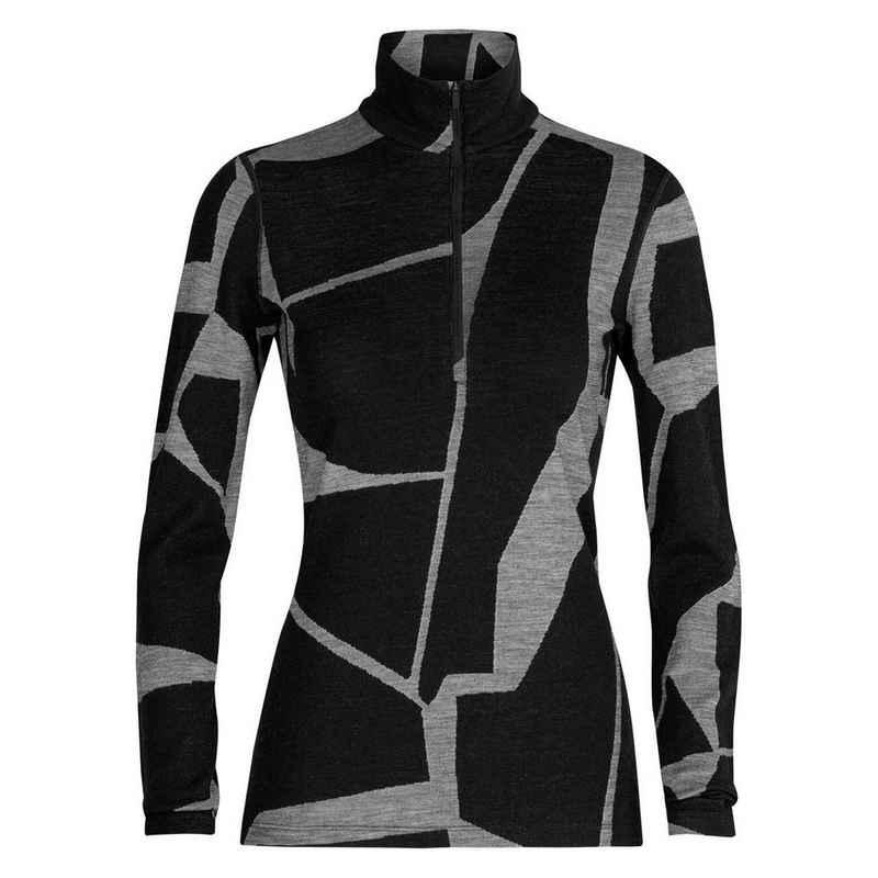 Icebreaker Fleecepullover »Damen Langarmshirt 250 Vertex Merino«