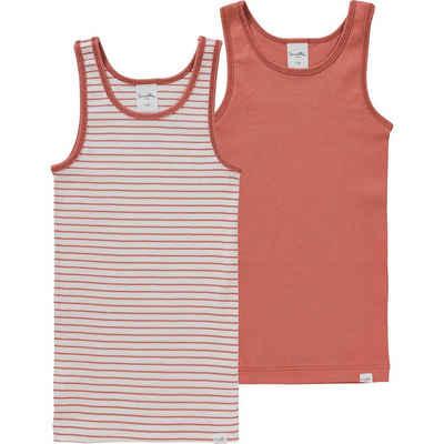 Sanetta PURE Unterhemd »Unterhemden für Mädchen, Doppelpack, Organic«