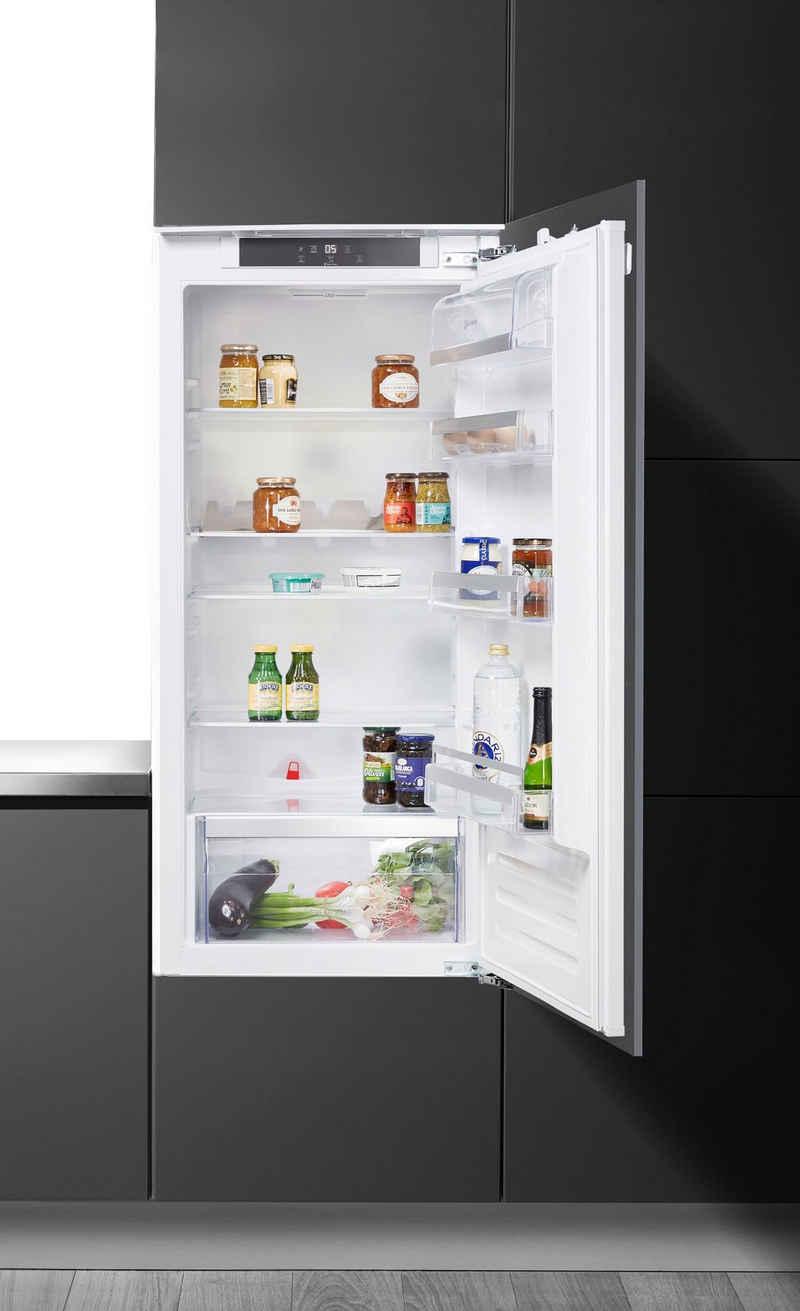 BAUKNECHT Einbaukühlschrank KSI 12VF3, 122 cm hoch, 55,7 cm breit