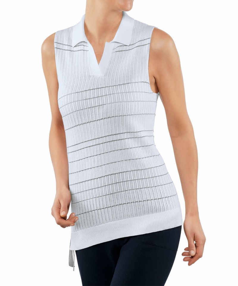 FALKE Poloshirt (1-tlg) mit reflektierendem Effekt