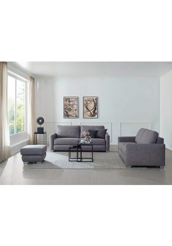 CALIZZA INTERIORS 2-Sitzer »Opal« Breite 195 cm