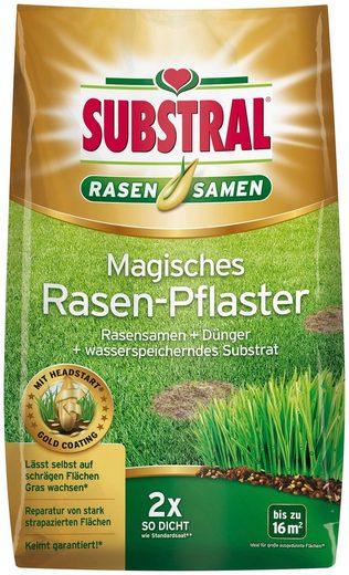 Scotts Celaflor Rasensamen »Magisches Rasen-Pflaster«, 1, 1 kg
