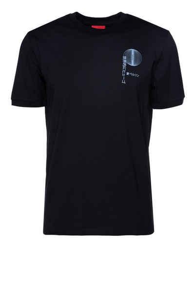 HUGO T-Shirt »T-Shirt Dafu«