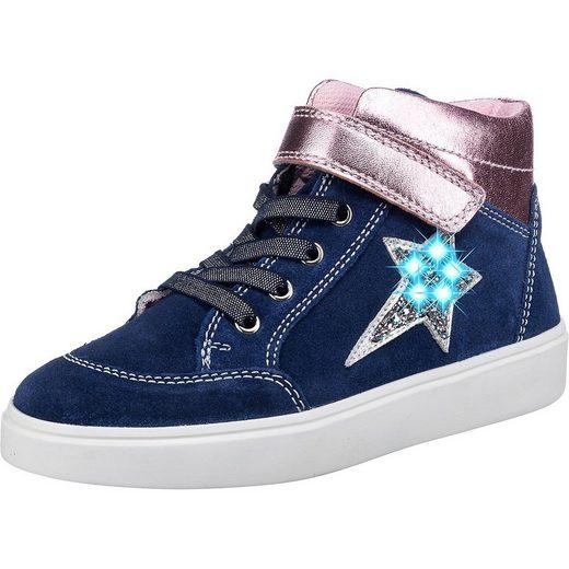 Richter »Sneakers High Blinkies für Mädchen« Sneaker