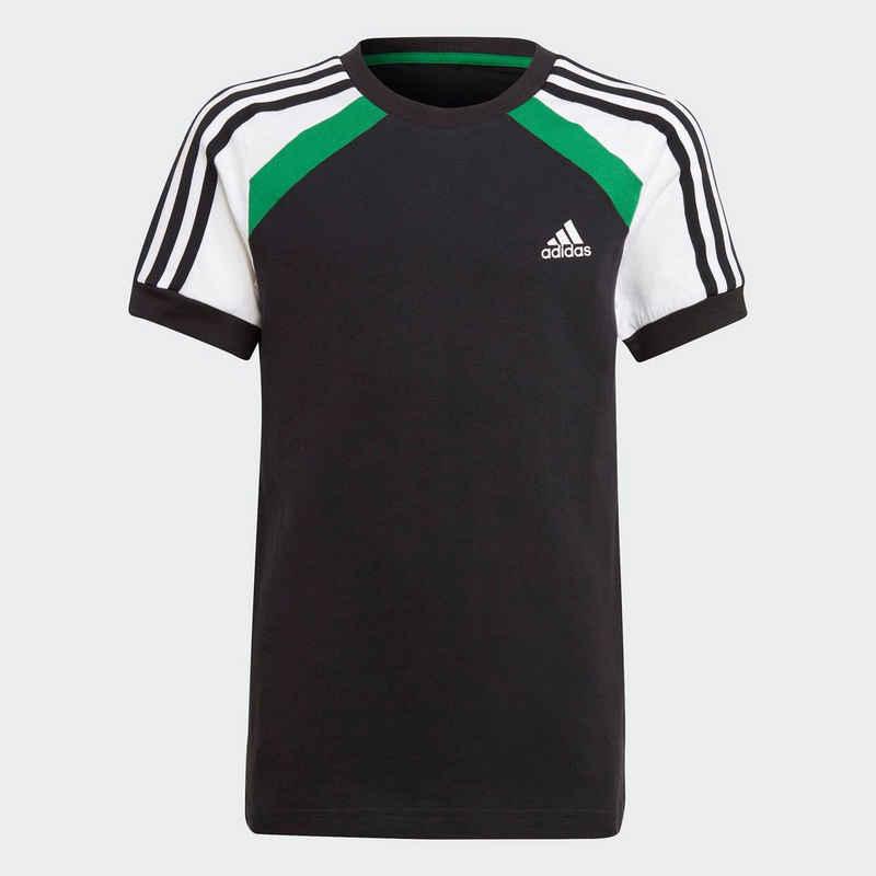 adidas Performance T-Shirt »COMFORT COLORBLOCK«