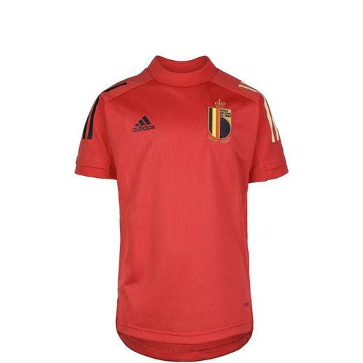 adidas Performance Trainingsshirt »Rbfa Belgien Em 2021«