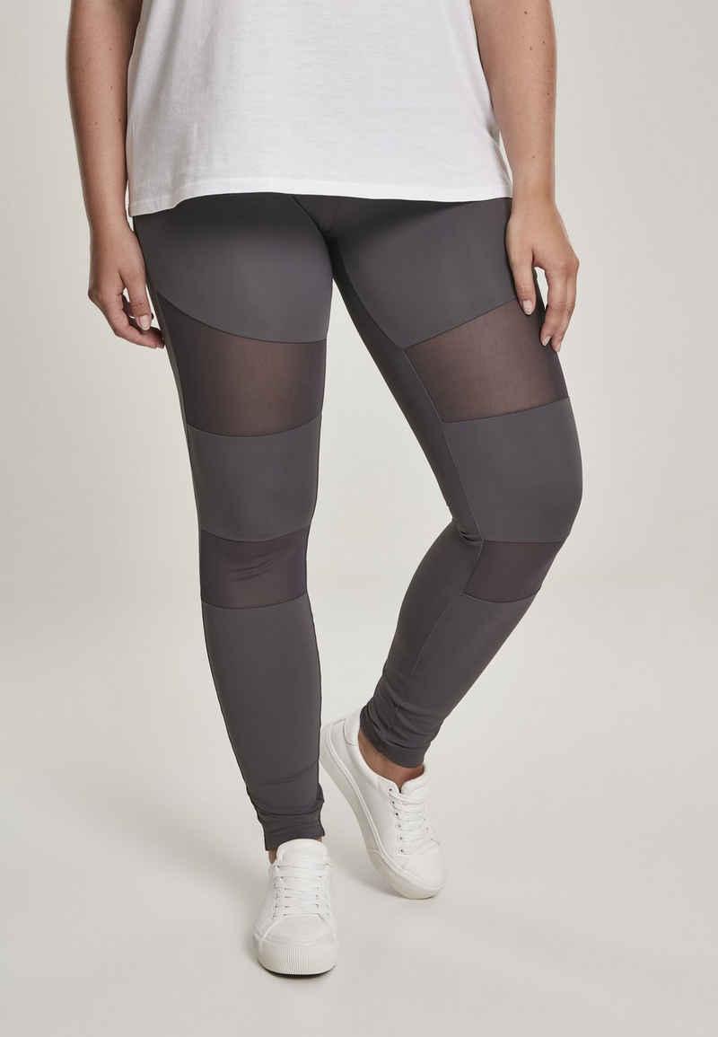 URBAN CLASSICS Leggings »Ladies Tech Mesh Leggings«