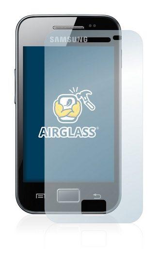 BROTECT Schutzfolie »Panzerglasfolie für Samsung Galaxy Ace S5830«, Schutzglas Glasfolie klar