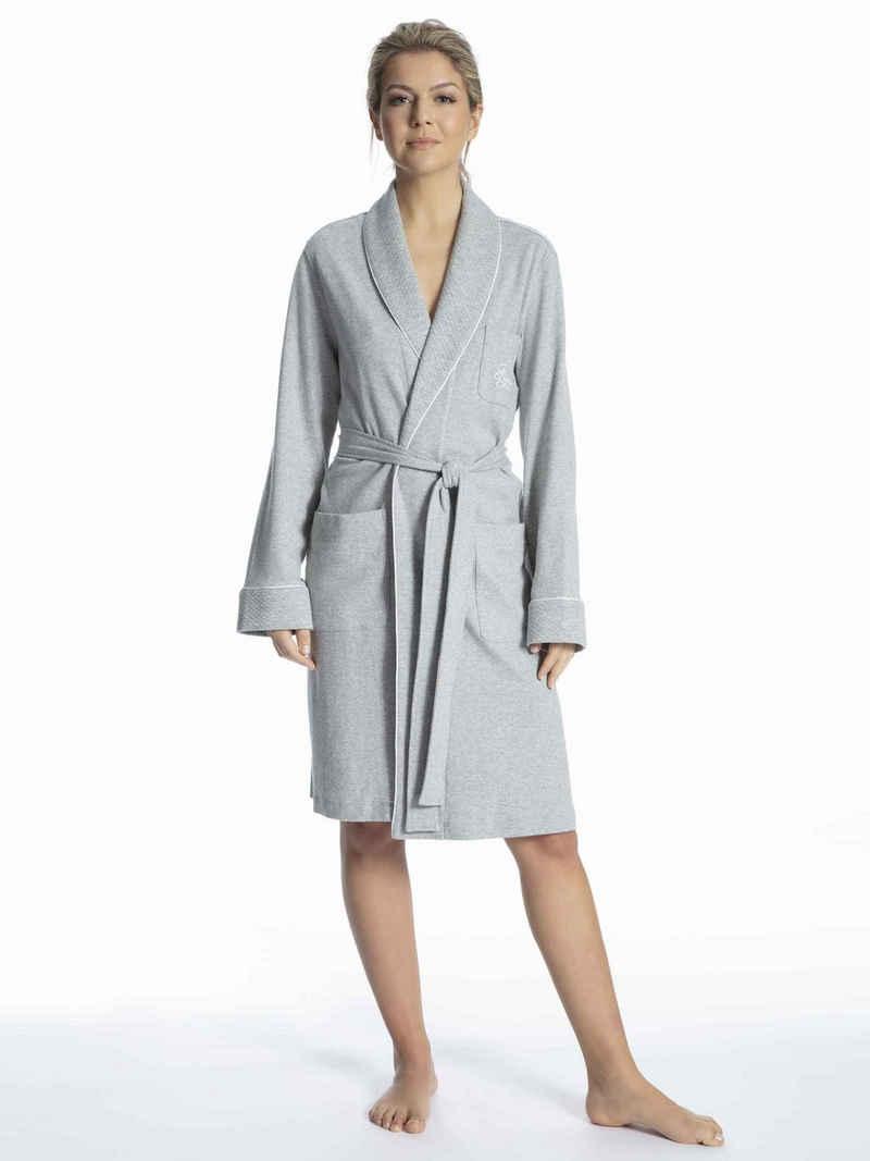 Damenbademantel »Morgenmantel, Länge 100cm«, Lauren Ralph Lauren