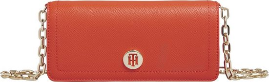 TOMMY HILFIGER Mini Bag »HONEY MINI CROSSOVER«, mit goldfarbenen Details