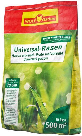 WOLF-Garten Rasensamen »Universal-Rasen«, 10 kg