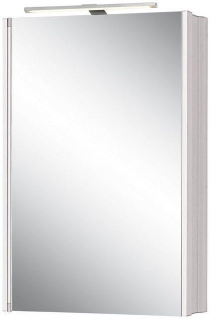 Spiegel - jokey Spiegelschrank »SingleAlu« alu, 45cm Breite  - Onlineshop OTTO