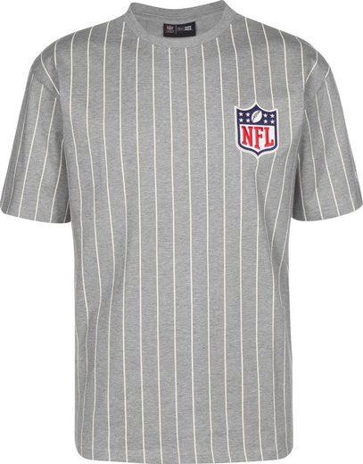 New Era T-Shirt »NFL Pinstripe Left Logo«