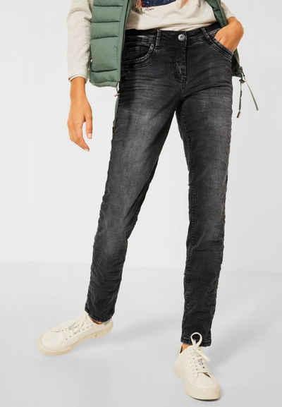 Cecil Loose-fit-Jeans »Scarlett« Five Pockets
