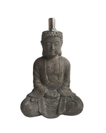 HTI-Line Dekofigur »Öllampe Buddha 1« (1 Stück), Öllampe
