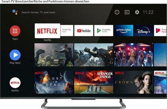 TCL 65P816X1 LED-Fernseher (164 cm/65 Zoll, 4K Ultra HD, Smart-TV)