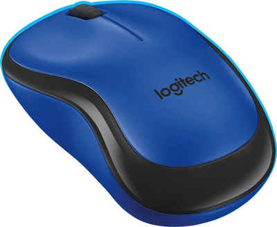 Logitech »M220 Silent« Maus (RF Wireless)