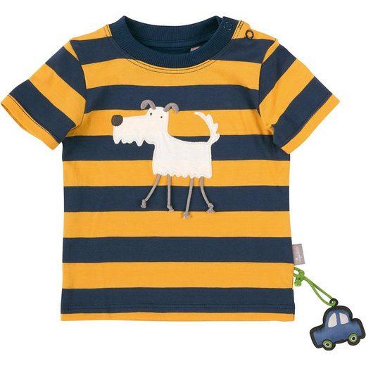Sigikid Baby T-shirt für Jungen, Hund, Organic Cotton