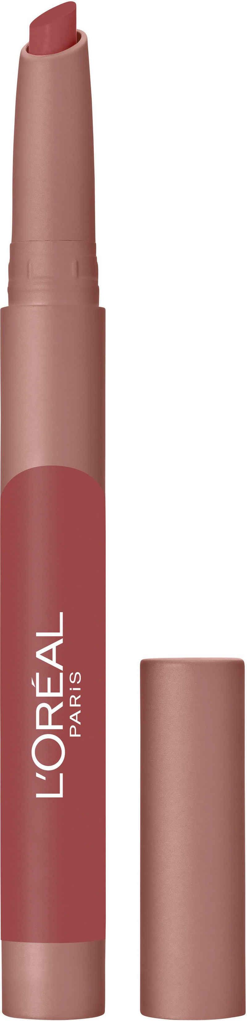 L'ORÉAL PARIS Lippenstift »Infaillible Matte Lip Crayon«