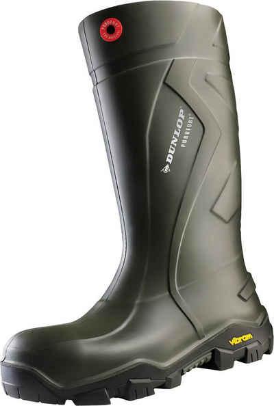 Dunlop »Purofort® + Outlander full safety with Vibram®« Gummistiefel Sicherheitsklasse S5